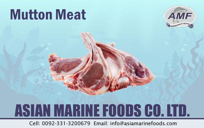 Mutton Meat Exporter Pakistan